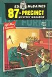 Ed McBain's 87th Precinct Mystery Magazine, April 1975