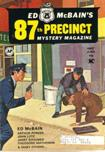 Ed McBain's 87th Precinct Mystery Magazine, June 1975