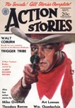 Action Stories, September 1932