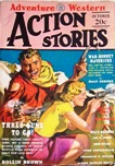 Action Stories, October 1938