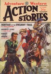 Action Stories, October 1939
