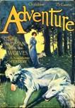 Adventure, October 1911