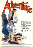 Adventure, April 1912