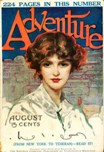 Adventure, August 1912