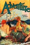 Adventure, January 1913