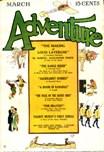 Adventure, March 1914