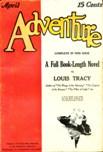 Adventure, April 1914