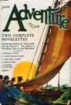 Adventure, June 1914