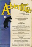 Adventure, March 1915