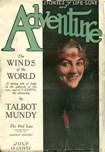 Adventure, July 1915
