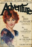 Adventure, August  1915