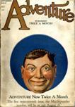 Adventure, September 1, 1917