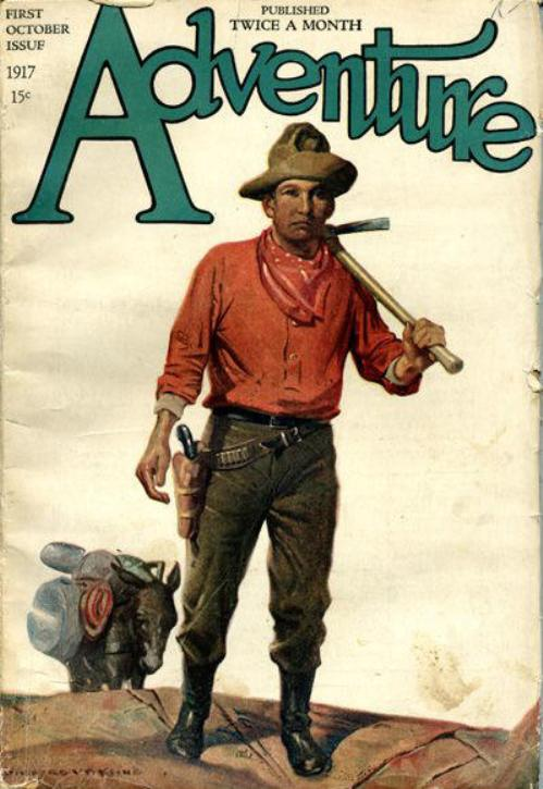Image - Adventure, First-October, 1917