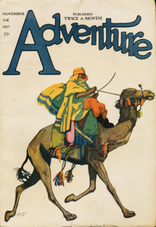 Image - Adventure, First-November, 1917