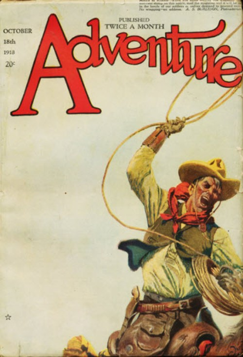 Image - Adventure, October 18, 1918