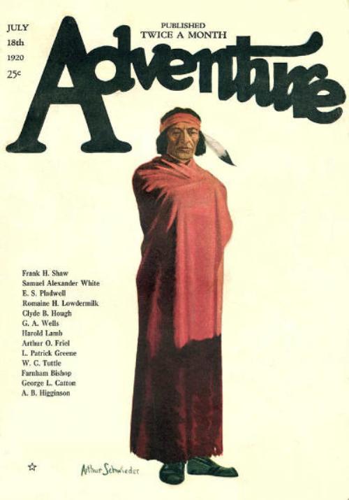 Image - Adventure, Mid-July, 1920