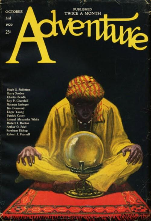 Adventure, October 3, 1920