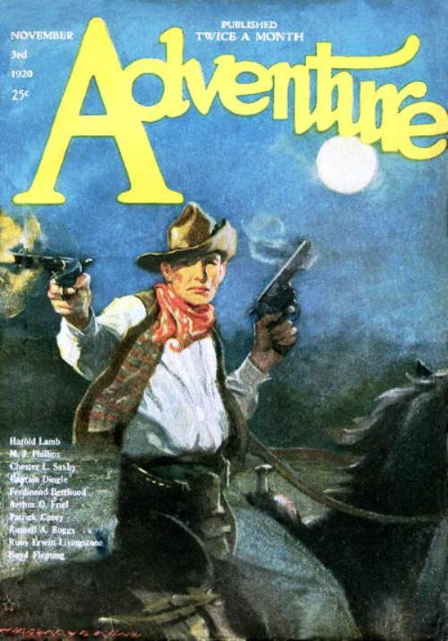Image - Adventure, First-November, 1920