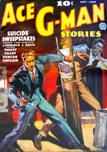 Ace G-Man Stories, May 1936