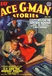 Ace G-Man Stories, January 1940