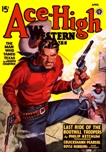 Ace-High Western Stories, April 1947