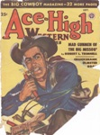 Ace-High Western Stories, September 1949