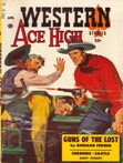 Ace-High Western Stories, April 1954