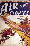 Air Stories, August 1927