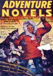 Adventure Novels, January 1938