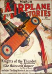 Airplane Stories, March 1929