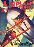Airplane Stories, April 1929