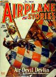 Airplane Stories, June 1929