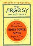 Argosy, September 1905