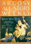 Argosy, October 9, 1920