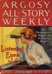 Argosy, January 1, 1921
