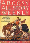Argosy, January 15, 1921