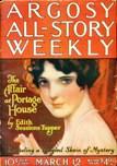 Argosy, March 12, 1921