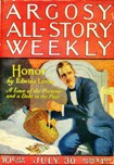 Argosy, July 30, 1921