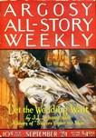 Argosy, September 24, 1921