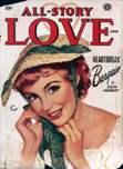 All-Story Love, June 1950