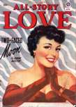 All-Story Love, April 1951