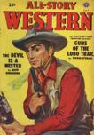 All-Story Western, July 1949