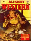 All-Story Western, March 1950