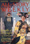 All-Story Weekly, September 2, 1916