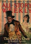 All-Story Weekly, September 1, 1917
