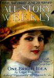 All-Story Weekly,June 29, 1918