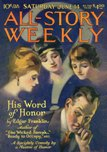 All-Story Weekly, June 14, 1919