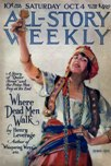 All-Story Weekly, Octiober 4, 1919
