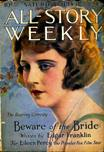 All-Story Weekly, July 17, 1920