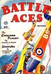 Battle Aces, November 1930